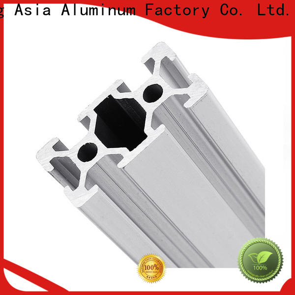 AAG industrial aluminum profile customization for machinery manufacturing
