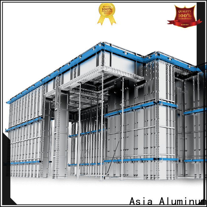 AAG durable aluminum formwork directly sale for buildings