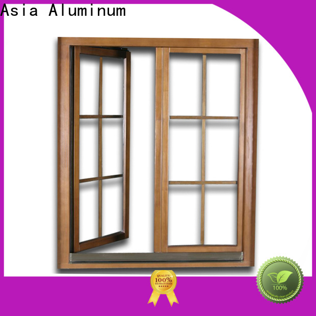 AAG stable aluminium window frames manufacturer for window