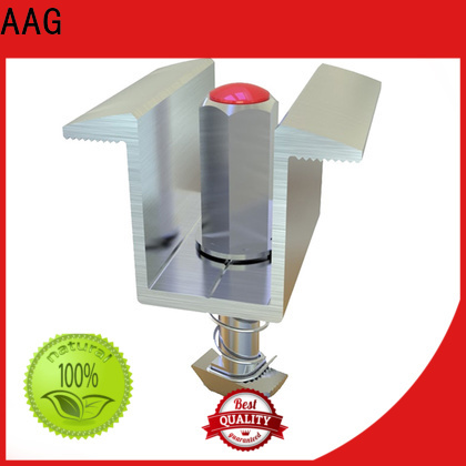 AAG hot sale ground solar mounting customization for home