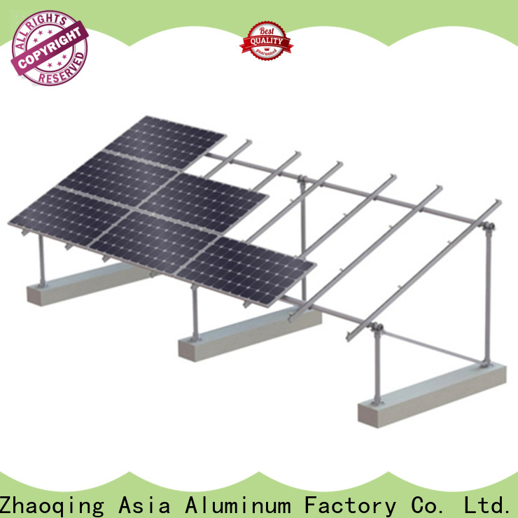 AAG roof solar mounting wholesale for home