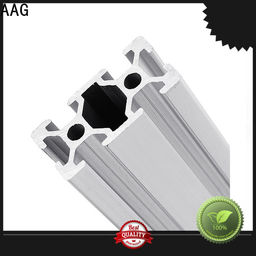 AAG light weight industrial aluminum profile supplier for construction