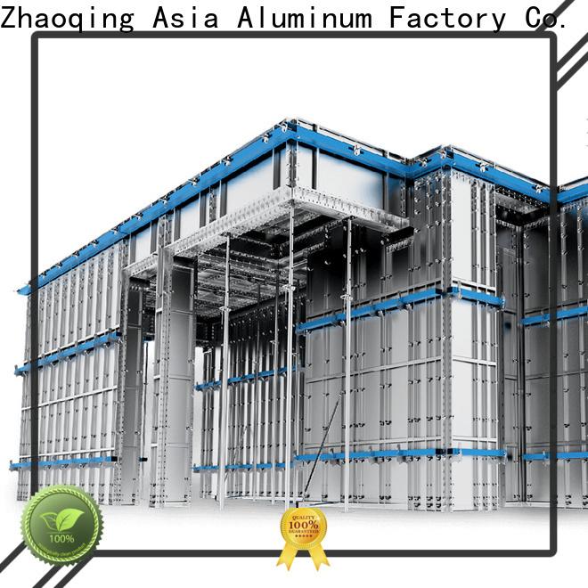 AAG popular aluminum formwork manufacturer for beams