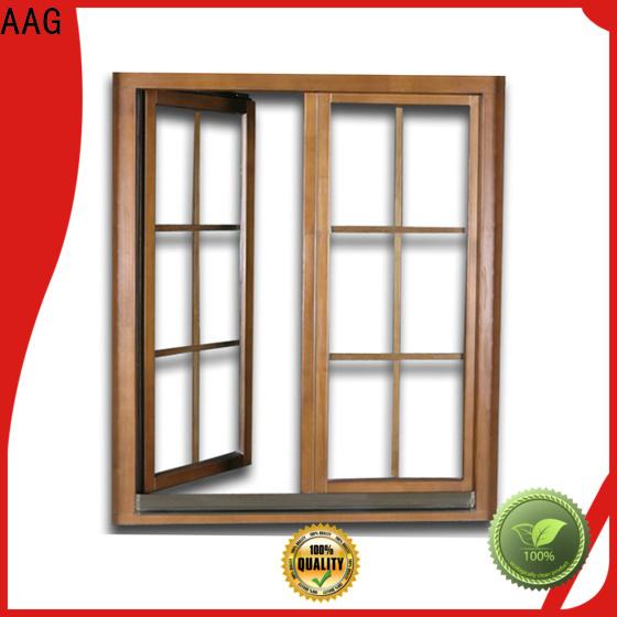 AAG aluminium window frames customization for window