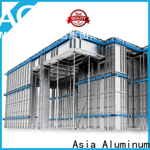 AAG advanced aluminum formwork supplier for beams