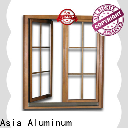 AAG aluminium window frames manufacturer for walls