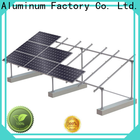 AAG roof solar mounting manufacturer for home