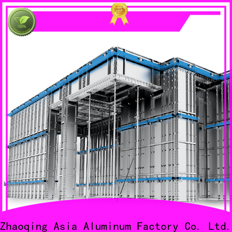 real aluminum formwork manufacturer for beams