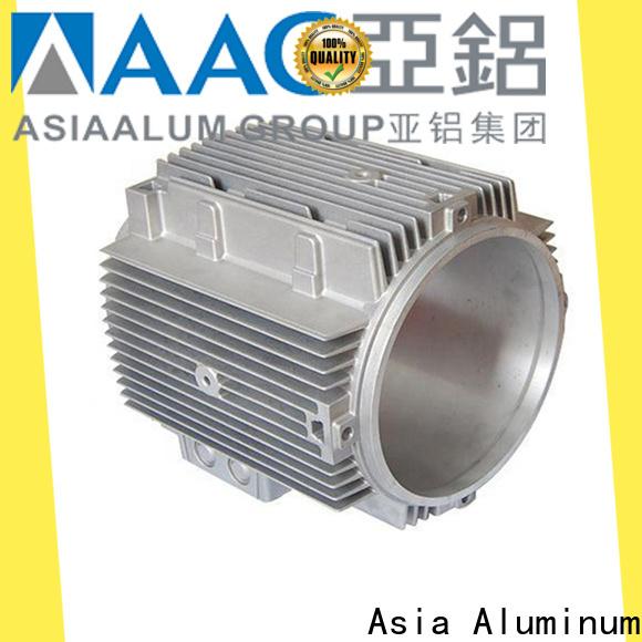AAG high sealing aluminum car frame manufacturer for subway rail transit