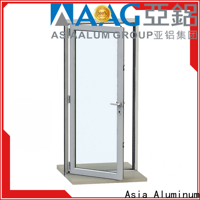 AAG aluminium door frame wholesale for buildings