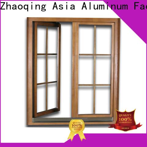 AAG aluminium window frames supplier for window