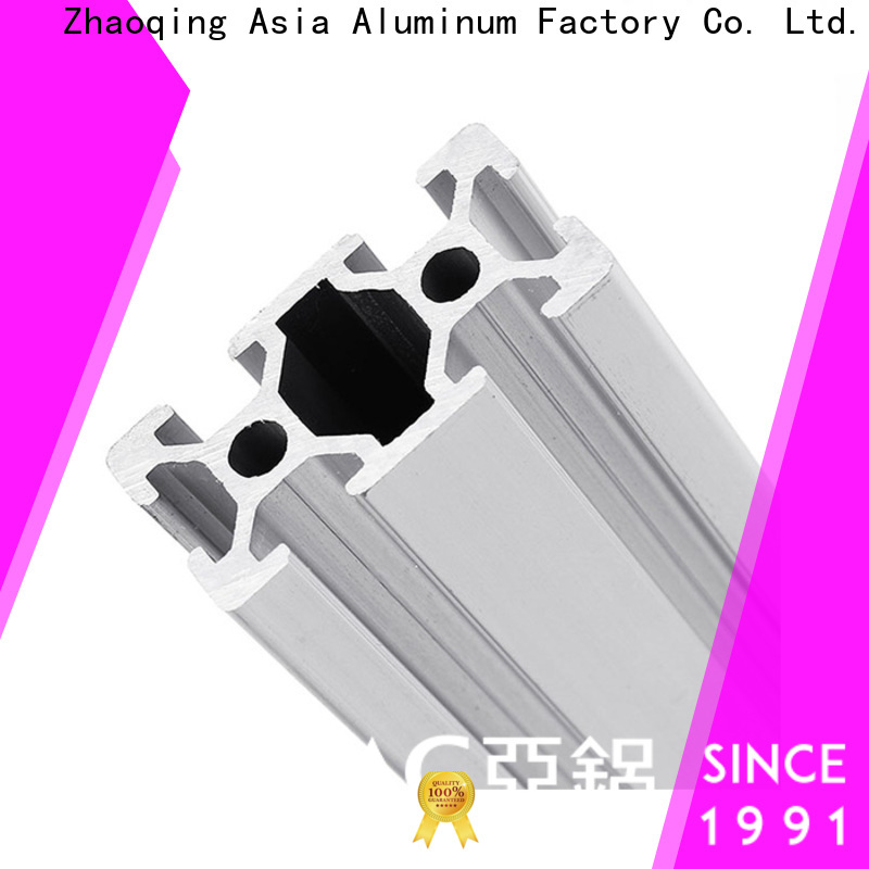 high quality industrial aluminum profile customization for construction