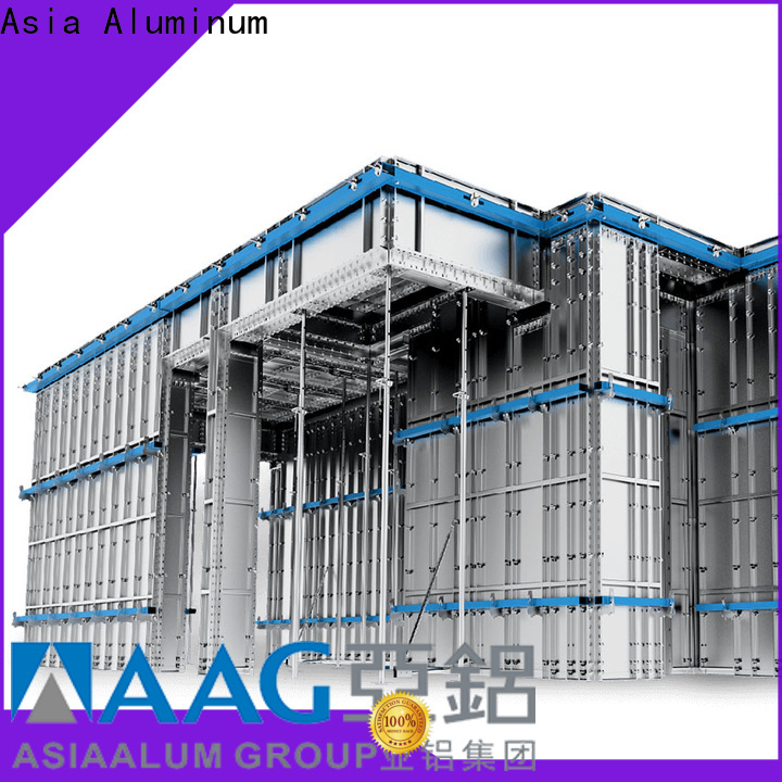 AAG real aluminum formwork manufacturer for villa