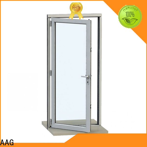 professional aluminium door frame manufacturer for buildings
