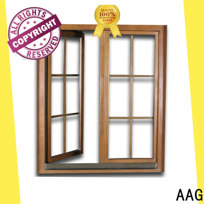 AAG durable aluminium window frames supplier for sliding door