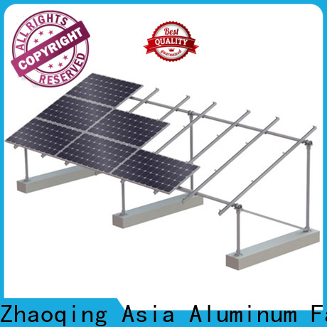 flexible roof solar mounting manufacturer for home
