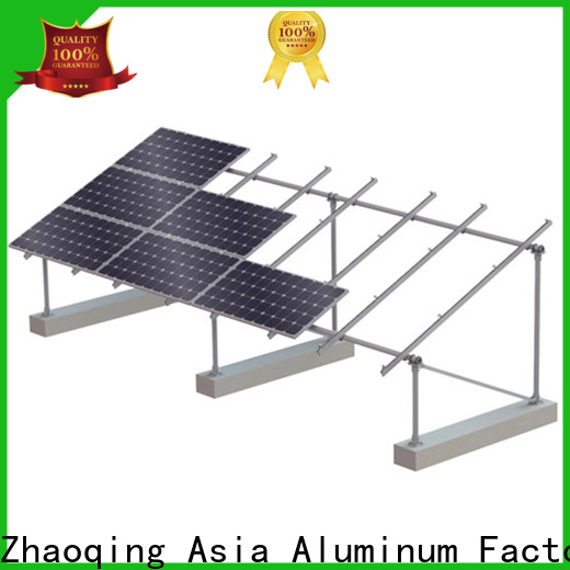 AAG roof solar mounting directly sale for solar power system