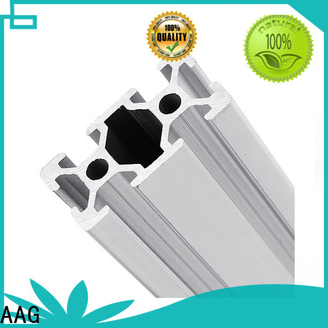 AAG industrial aluminum profile wholesale for construction