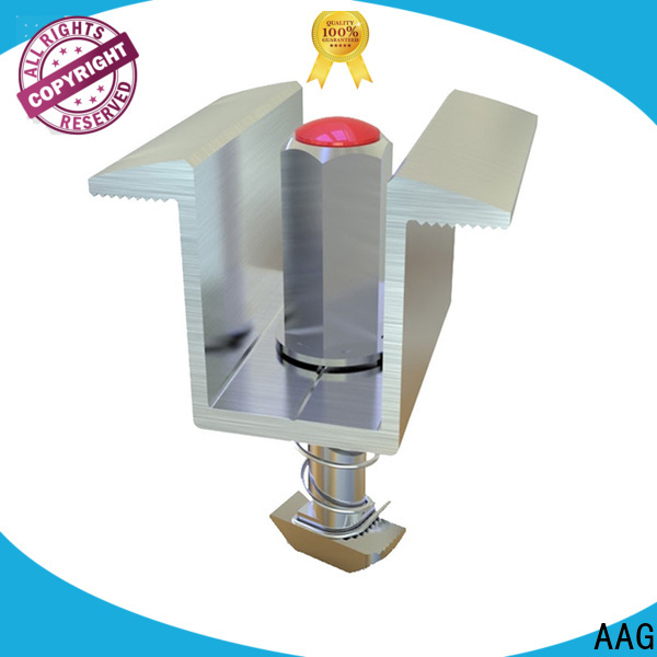 AAG ground solar mounting supplier for solar power system