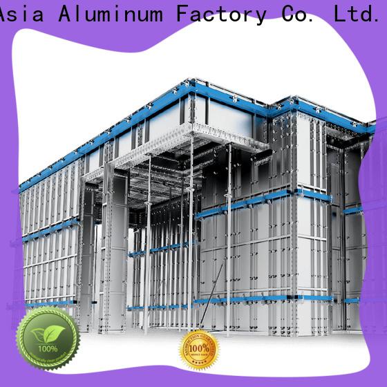 AAG aluminum formwork supplier for villa