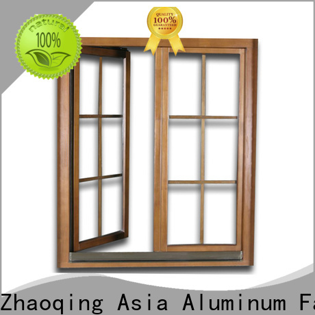 AAG aluminium window frames customization for walls