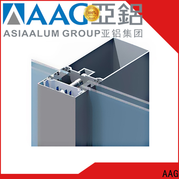 professional curtain wall frame wholesale for buildings