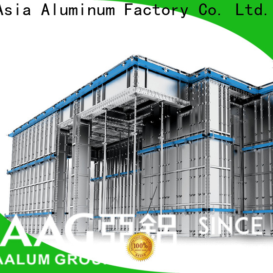 AAG real aluminum formwork wholesale for beams