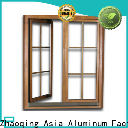 AAG durable aluminium window frames supplier for walls