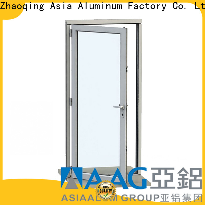 durable aluminium door frame manufacturer for kitchen