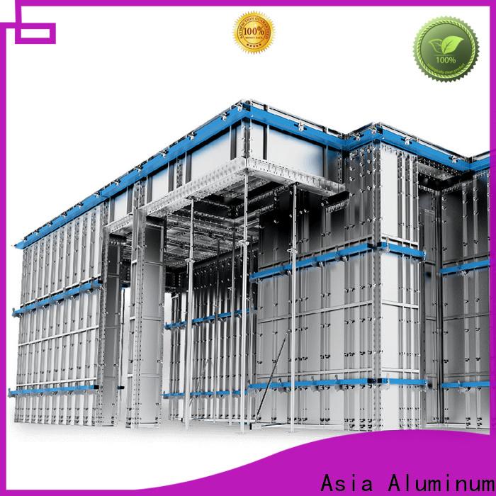 advanced aluminum formwork manufacturer for buildings