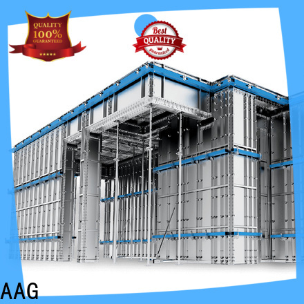 AAG popular aluminum formwork wholesale for buildings