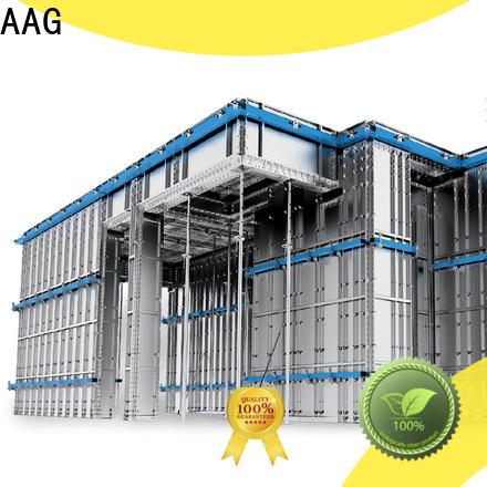 AAG versatile aluminum formwork manufacturer for beams