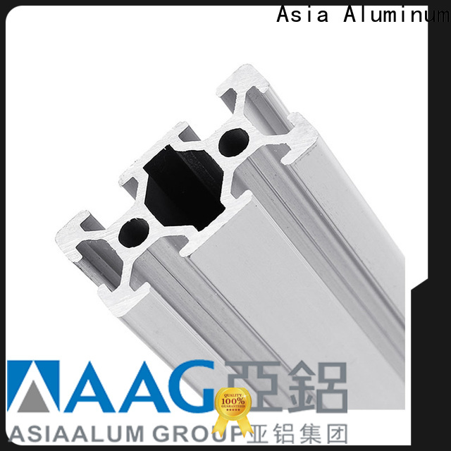 high quality industrial aluminum profile manufacturer for machinery manufacturing