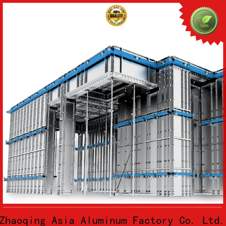 AAG real aluminum formwork supplier for buildings