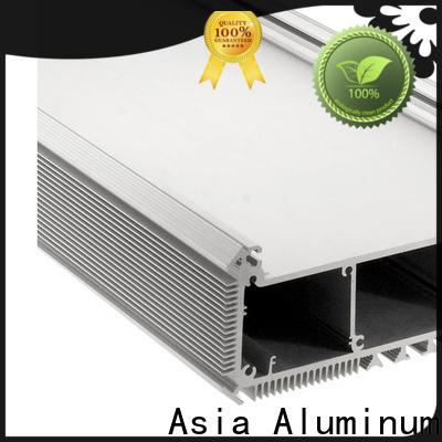 AAG high brightness aluminium led strip factory price for led