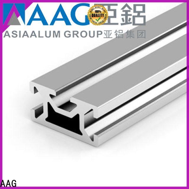 AAG t slot aluminium profile big discount for industy