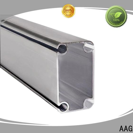 AAG industrial aluminium profile hot selling for machine