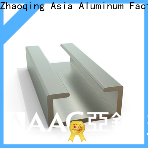 AAG safety design aluminium frame profile high standard for office