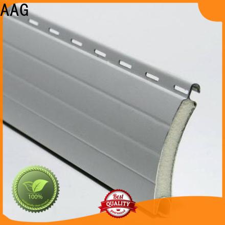 safety design aluminium frame profile high standard for commercial buiding