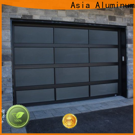 newly design aluminium door for bathroom popular for garden
