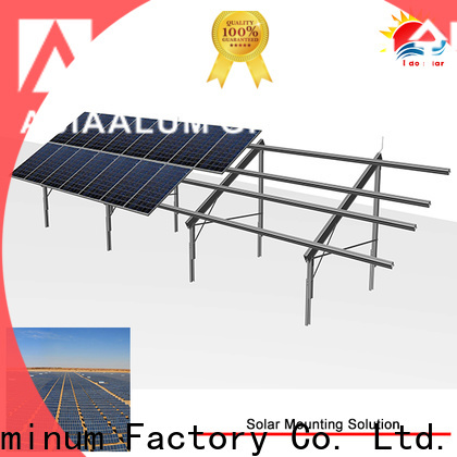 AAG aluminum solar panel best company for energy system