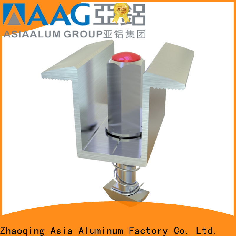 AAG high efficient high quality solar system best company for flat roof