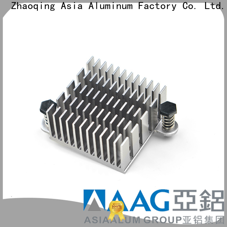 cooling aluminum heat sink high quality for machine