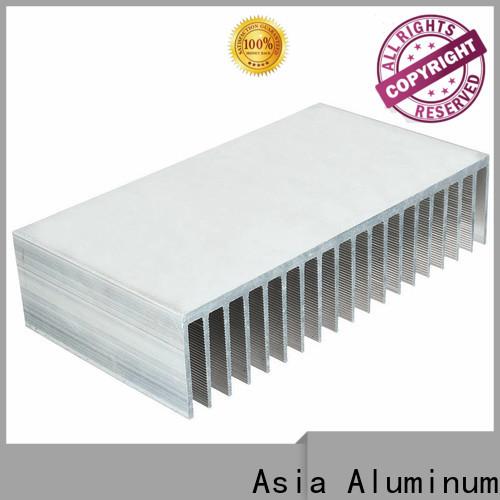 cnc aluminum heat sink high quality for cpu
