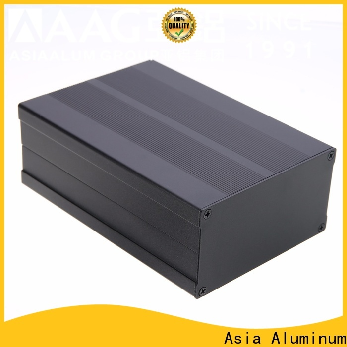 cooling aluminum heat sink material high quality for machine