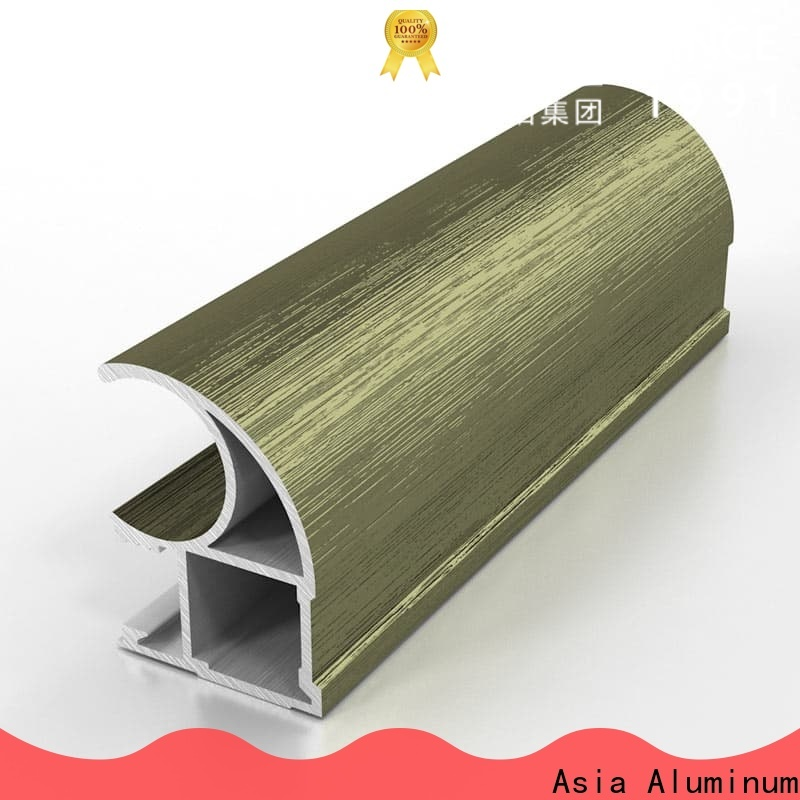 AAG competitive aluminum profile for decoration supplier for stair
