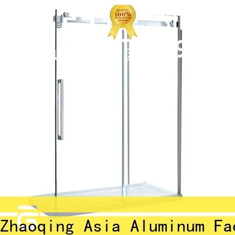 AAG aluminum shower enclosure big discount for screen