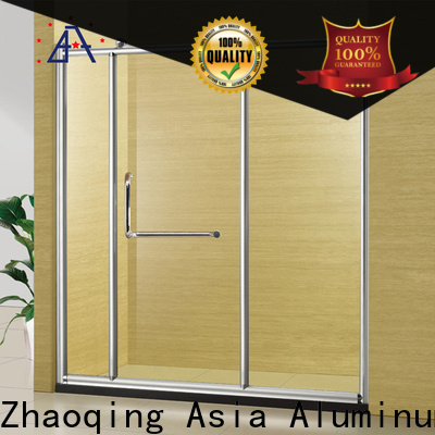 AAG different shape aluminum shower frame big discount for hotel