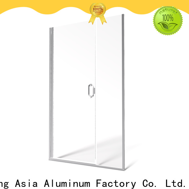 AAG glass shower enclosure China supply for screen