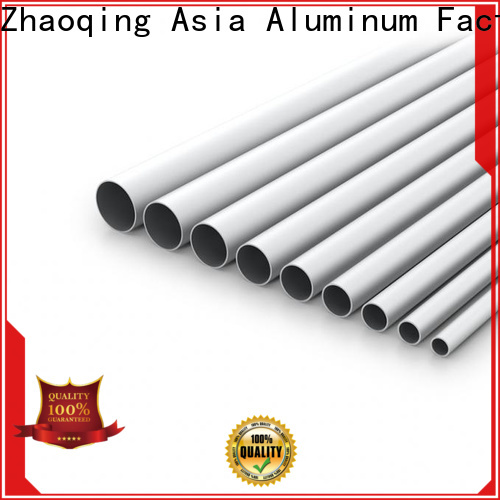 factory direct aluminum box tubing manufacturing for street